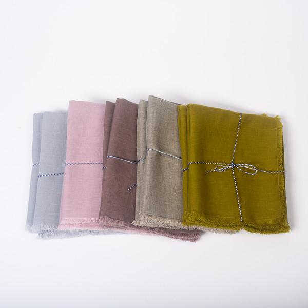 Linentale tischsets