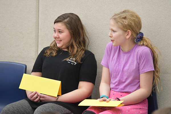 A Cheesy Finish to the Middle School Spelling Bee