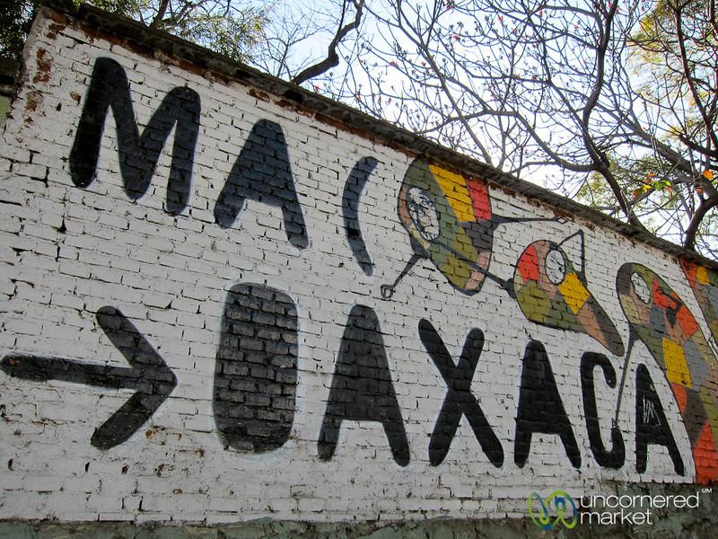 Oaxacan Street Art - Oaxaca, Mexico