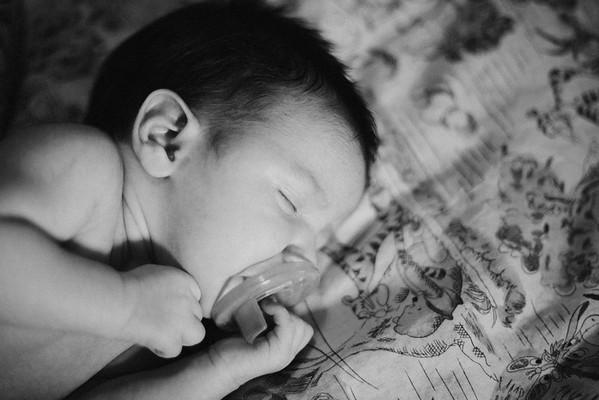 The Economides | Newborn