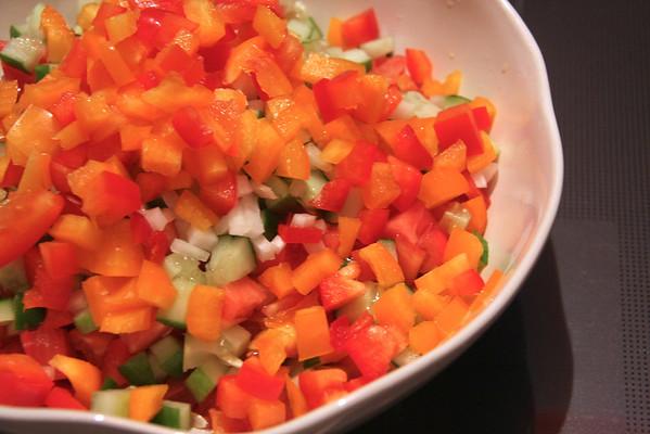 Gazan Salad