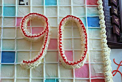 2016 02 20: Loraines 90th birthday, Door Co, Ephraim, Sister Bay WI