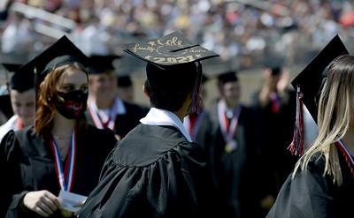 2021.05.29 - Vista Ridge HS Graduation