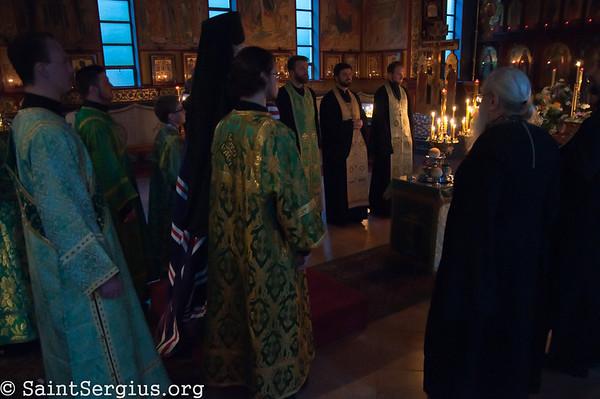 St Sergius Parish Feast Day