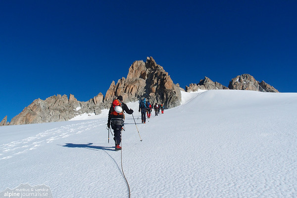 Cabane d'Orny alpine tour 2011-07-01