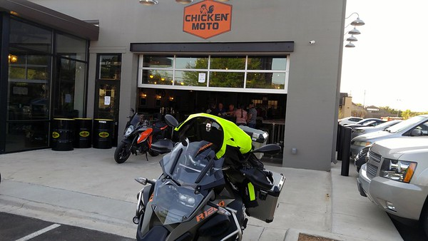 2017 3/21 3rd Tuesday Ride-in at Chicken Moto