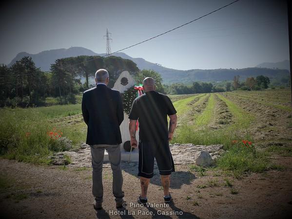 War Cemeteries & Commemorations