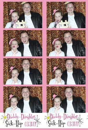 Oakbrook Father Daughter Dance 2017