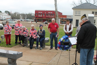 VFW Post 8904 commemorates Vietnam Peace Accord