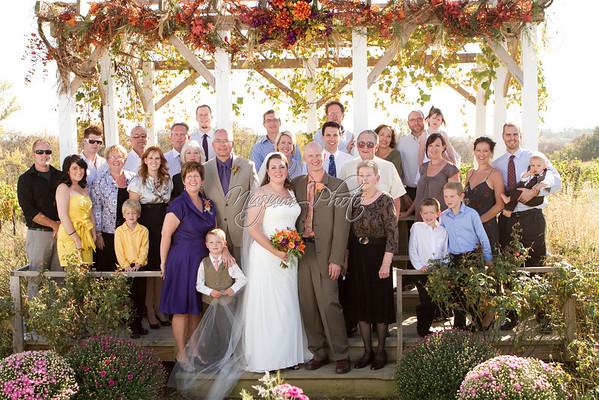 Family - Stephanie and Scott