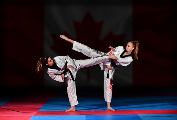 Taekwondo  |  Projet: Excellence Sportive Mauricie  -  ESM