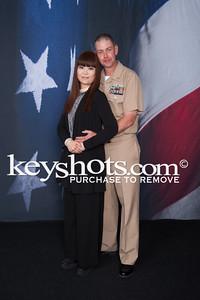 USS Ronald Regan Khaki Ball 2015