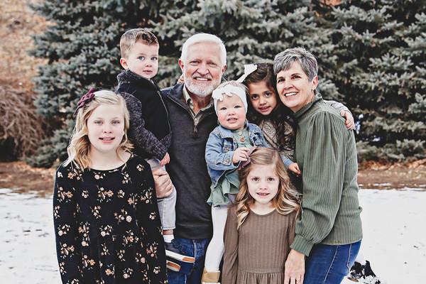 Slater Extended Family
