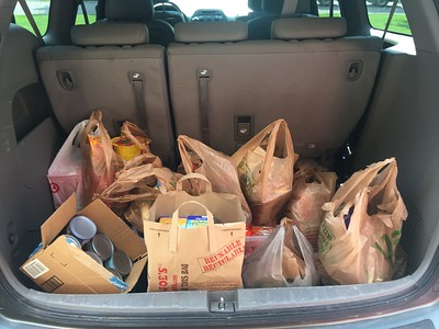 Oodles of Noodles Food Drive - 2017
