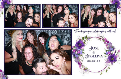 8/7/21 - Jose & Angelina Wedding