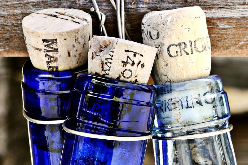 Wine Bottles & Corks