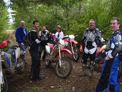 Tommy Trail Ride & Tahuya Peninsula Ride