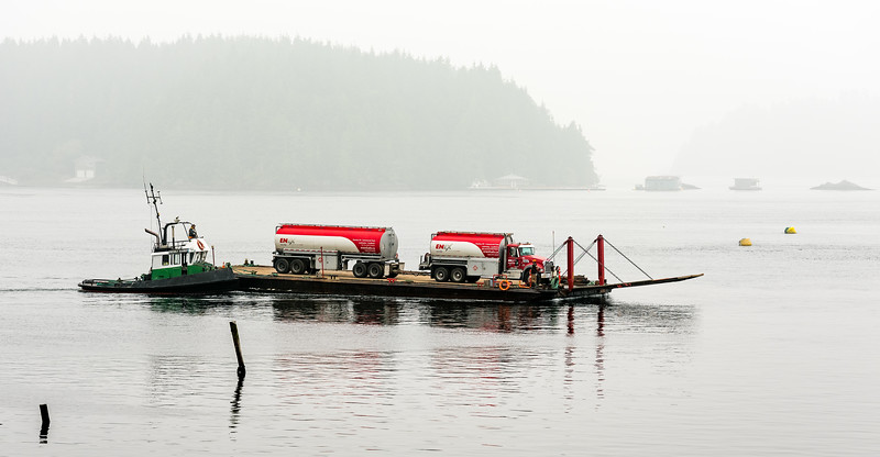 Clayoquot Sound Delivery