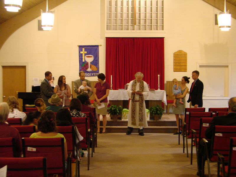 Park Street Christian Church Infant Dedication 2009 July 012.jpg
