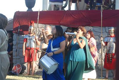 Gladius Curtain Calls 12 October 2008