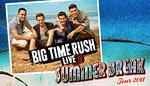 "Big Time Rush ""Summer Break"" Tour"