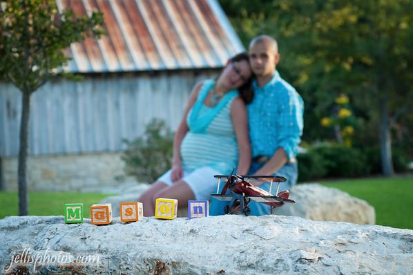 Jenni - Maternity Portraits