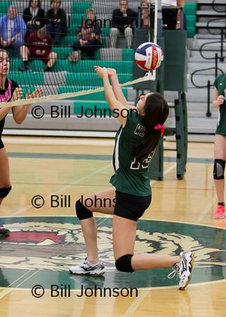 Varsity Volleyball Millis v Westwood 10_17_12