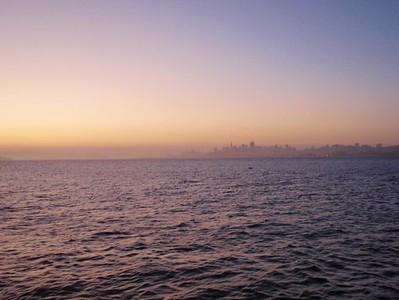 2008 Golden Gate Bridge TEST SWIM