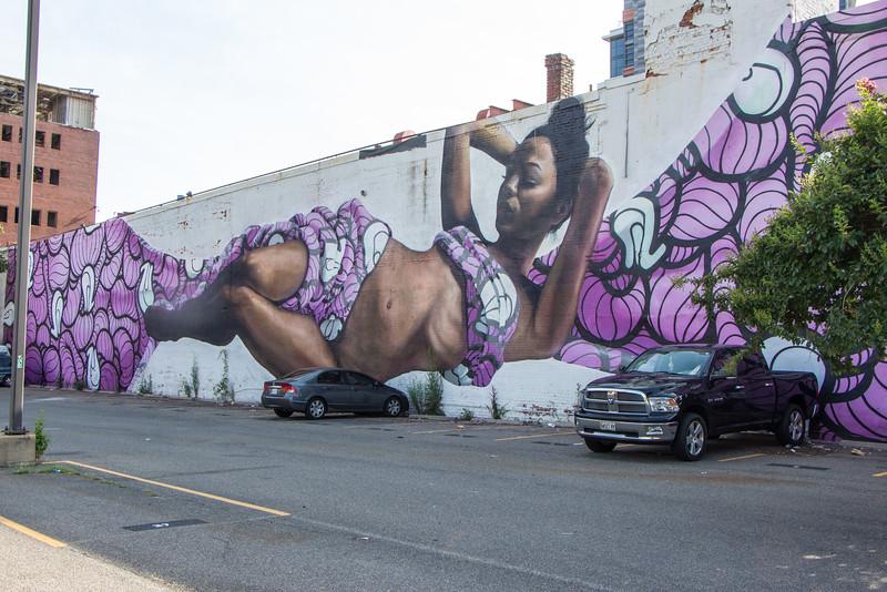 Street Art - NY Ave