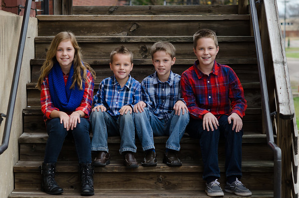 The Friesland Family -  Fall '15