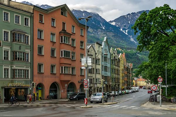 2018 Austria: Innsbruck