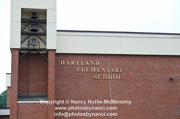 Hartland Elementary First Day