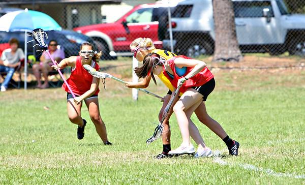 Fort Clarke Lacrosse 2011