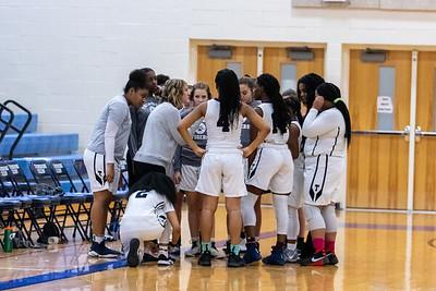 2020-02-08 -- Twinsburg Girls Varsity Basketball vs Aurora High School Varsity Basketball