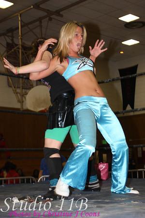 NWA 090313 - Roxxie Cotton vs Brooke Carter