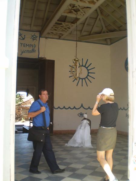 TemploYemallas, Trinidad - Elizabeth Yerkes