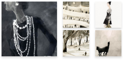 Black White and Gray Wall Art for Sale - Beverly Brown Artist