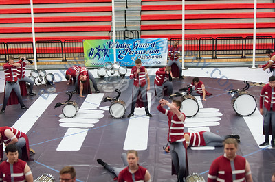 Resistance Indoor Percussion