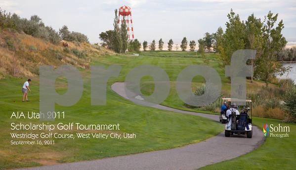 2011 AIA Utah Golf Tournament