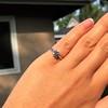 0.78ct Round Brilliant Diamond Bridal Set by Cartier 61