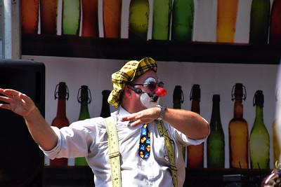 Kinderanimatie - Clown Winnie