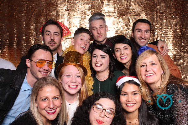 The RealReal Holiday Party