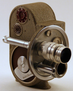 1950's Bell & Howell Movie Cameras