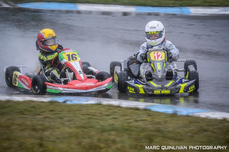Tullyallen Karting Club 2018 Championship - Round 1 Rerun- Whiteriver