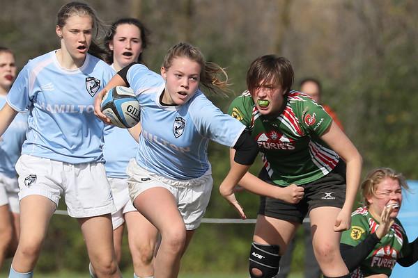 2017 Girls High School Rugby