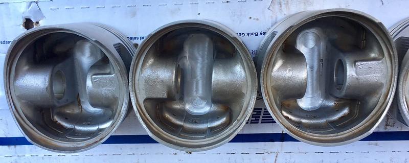 B35 pistons