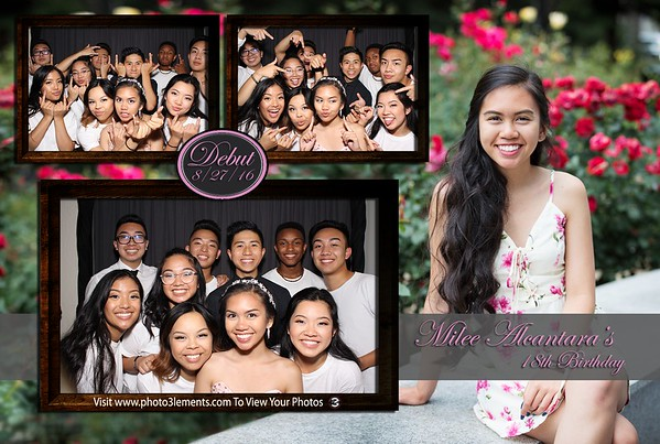 Milee Alcantara's 18th Birthday