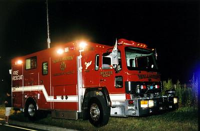 Lodi 3rd Alarm W/S/F Comm. Building R-17 S/B (Car Wash) 7-24-08