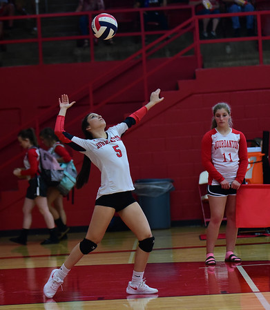 Jourdanton JV Volleyball V Bandera