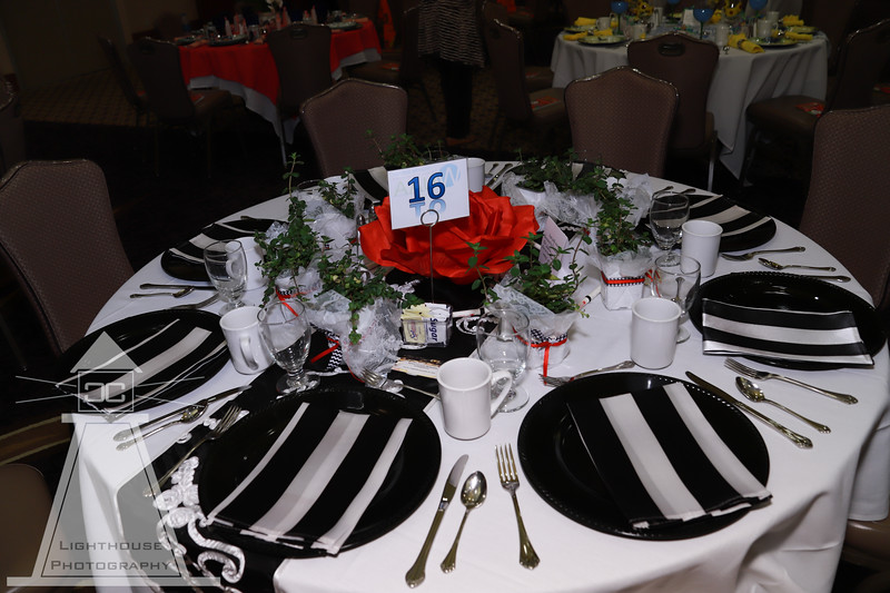 Table 16 by Laura Moore